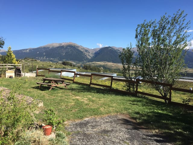 Appartement montagne 2/3 pers + spa