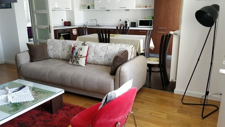 Appartement 13 ème étage