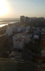Luxurious Apartment Nile View on Th 28th Floor