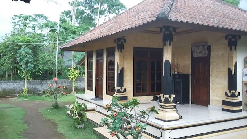 The Organic Farm Bali Homestead - Tabanan Regency - บ้าน
