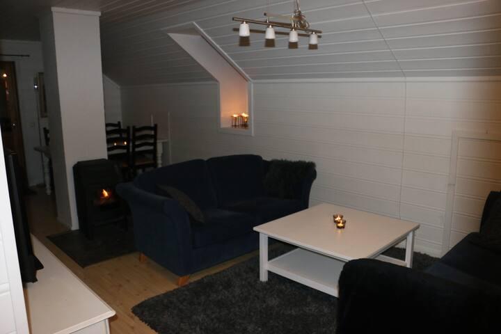 Loftsleilighet på Røros - Røros - Apartment