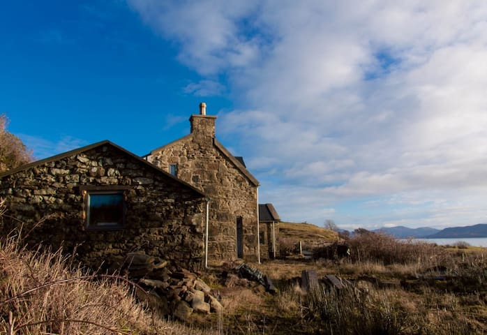 Stone Cottage Skye - Coastal house - Elgol - Hus
