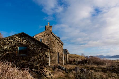 Stone Cottage Skye - Coastal house - Elgol - Haus