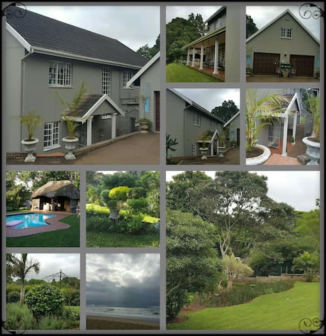 ANGEL ROSE BnB - Waterfall - Huis