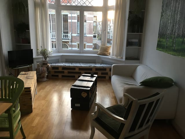 Ruim appartement Amersfoort centrum - Amersfoort - Apartmen