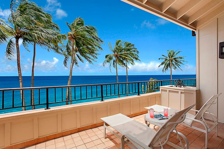 Whalers Cove #137 OCEANFRONT VIEWS & HEATED POOL!