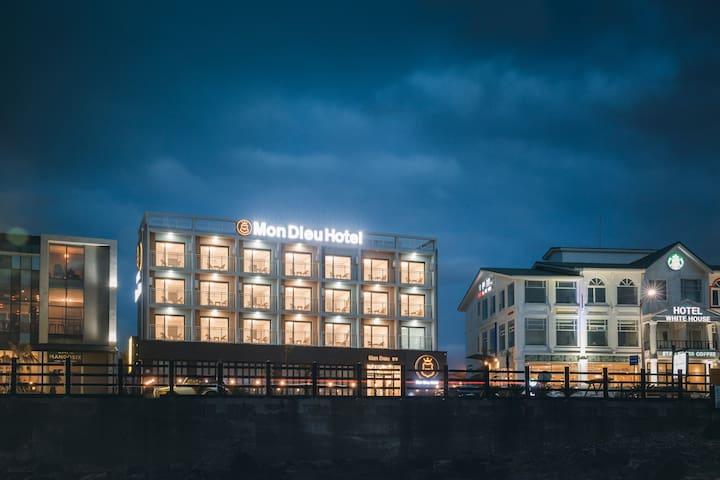 제주 몽듀호텔(공항근처/바다전망) - Jeju-si - Hotel boutique