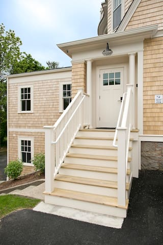 Resident/Tenant Entrance