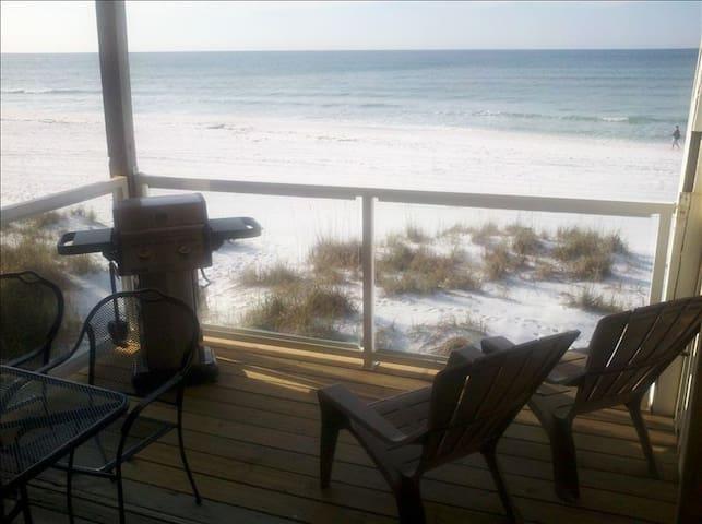 Sticks In The Sand 2B (Studio Sleeps 2-4) - Miramar Beach - Radhus