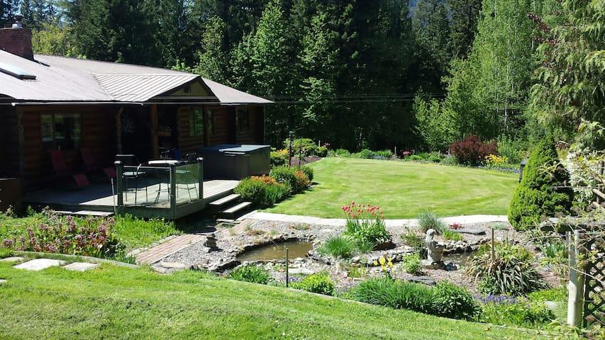 Rogers Creek #1 Private Cabin