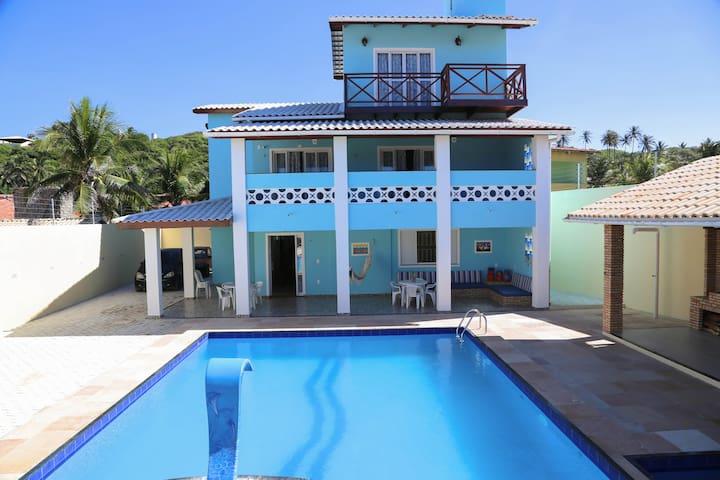 Strandhaus in Fortaleza