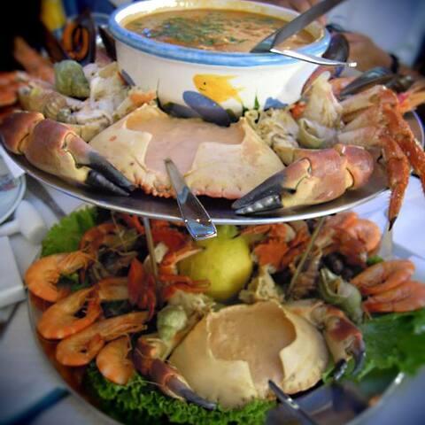 Gastronomy: Seafood.