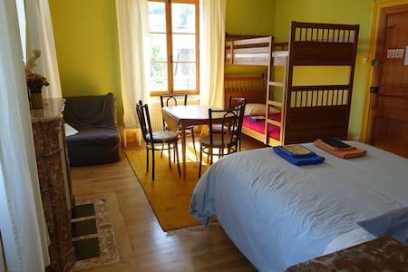 """""""La Gémuloise"""" chambre spacieuse avec salle d'eau - Jambles - Casa de hóspedes"""