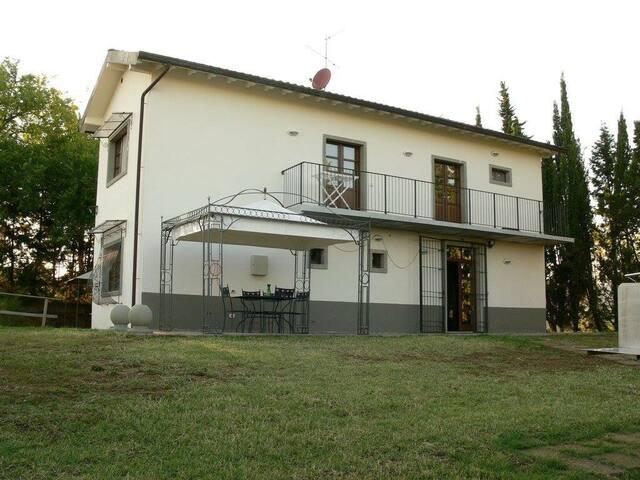 Appartamento in campagna - Roccastrada - Apartament