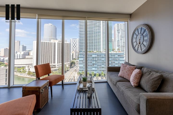 NuevHotel 2bed2baths extra large Ultra Lux 🔥🌟🔥