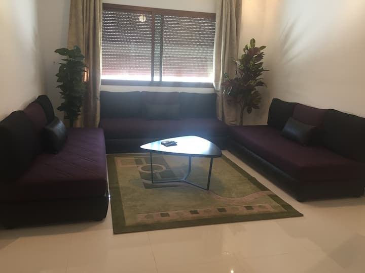 Beautiful apartment in the heart of Meknes city
