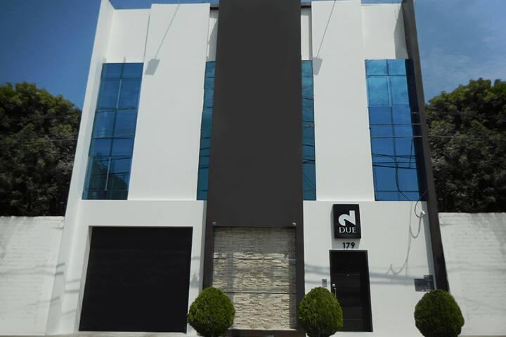DUE Hotel Trujillo