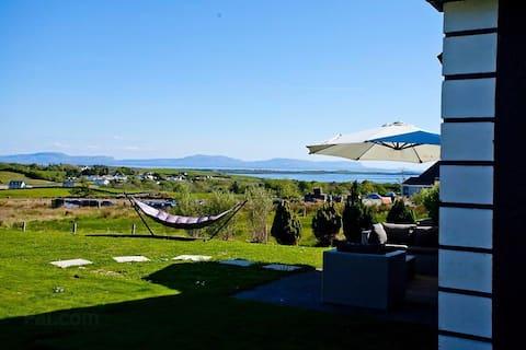 Luxury Wild Atlantic Way accommodation & sea views