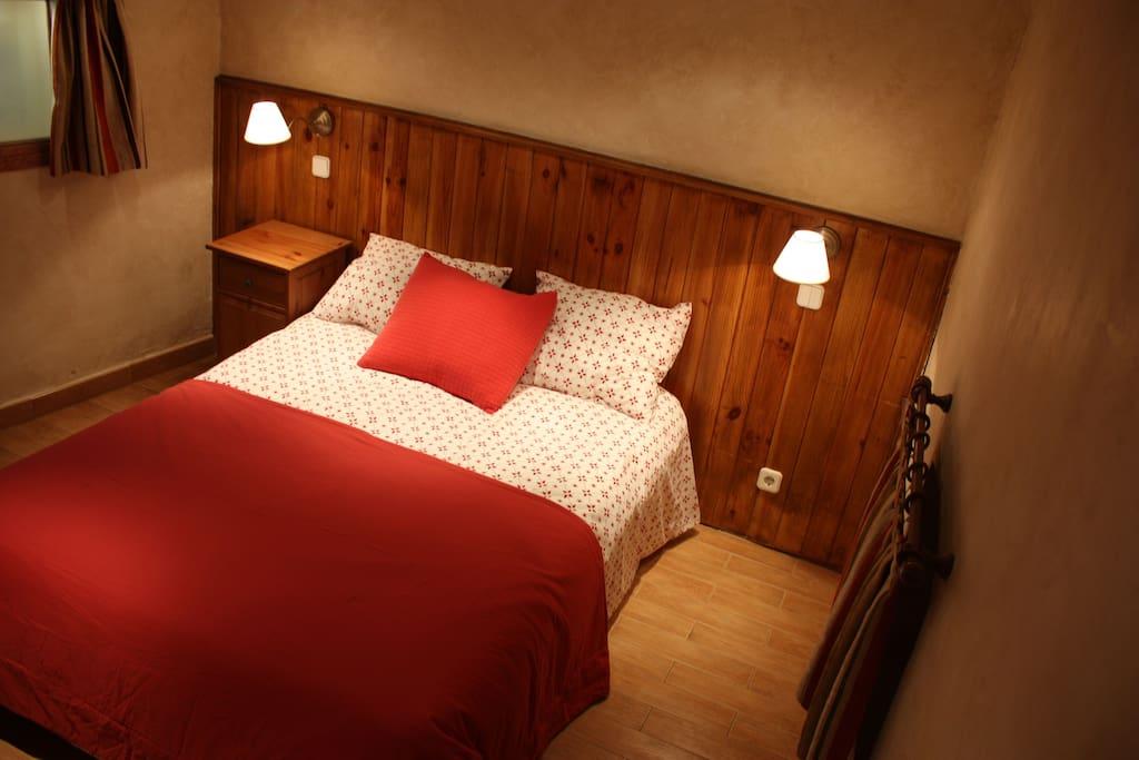 Dormitorio 1 - cama 1.35
