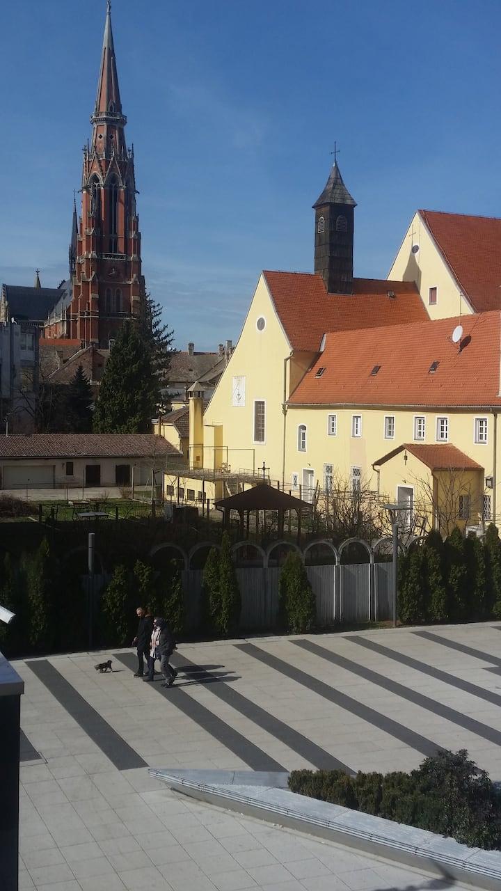 Apartment Mila in the strict centre of Osijek