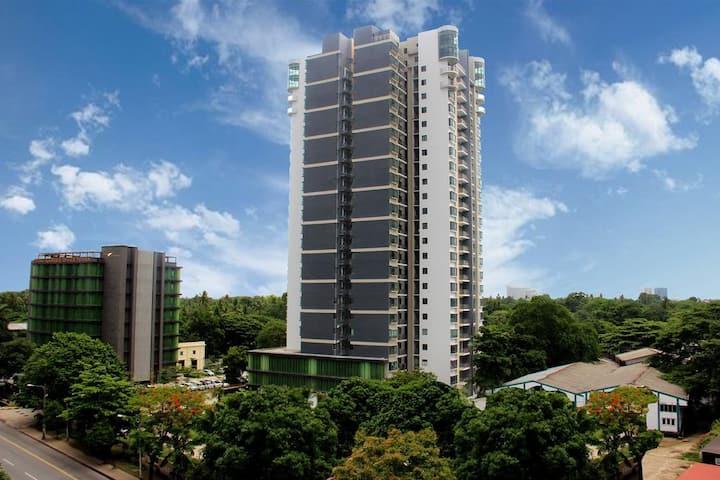 Newly renovated Pyay Garden Luxury Condominium