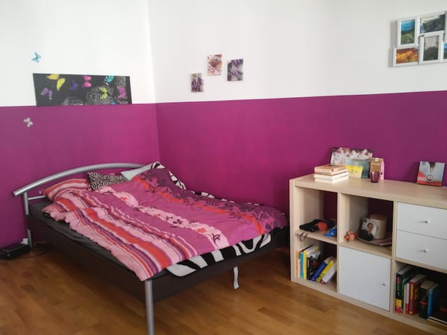 Big Room in shared appartement - Linz - Apartamento