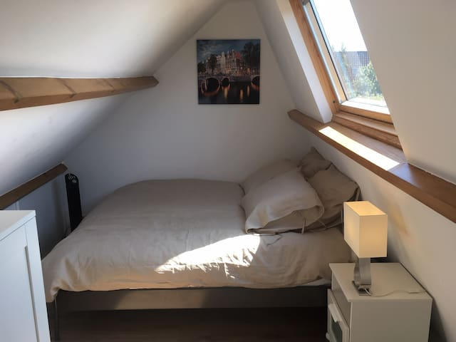 Cozy apartment near Amsterdam Centre (B)