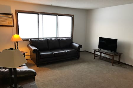 Thief River Falls MN-2 Bedroom 1 Bath Apartment