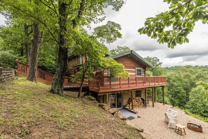 Heartstone Log Cabin