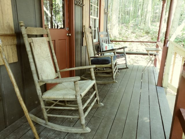 Hiker's Haven at Misty Mountain