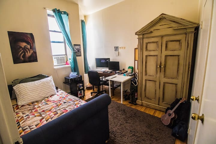 Private Room in the Heights - Нью-Йорк - Квартира