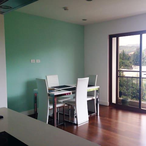 Apartamento luminoso y silencioso - Curridabat - Wohnung