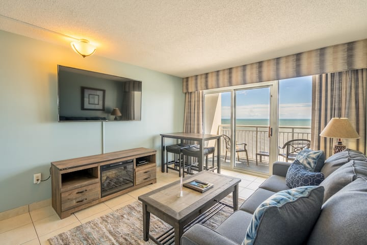 18th Floor OCEANFRONT-CAMELOT BY THE SEA