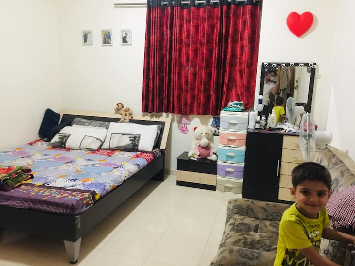 01 Bhk Furnished for rent