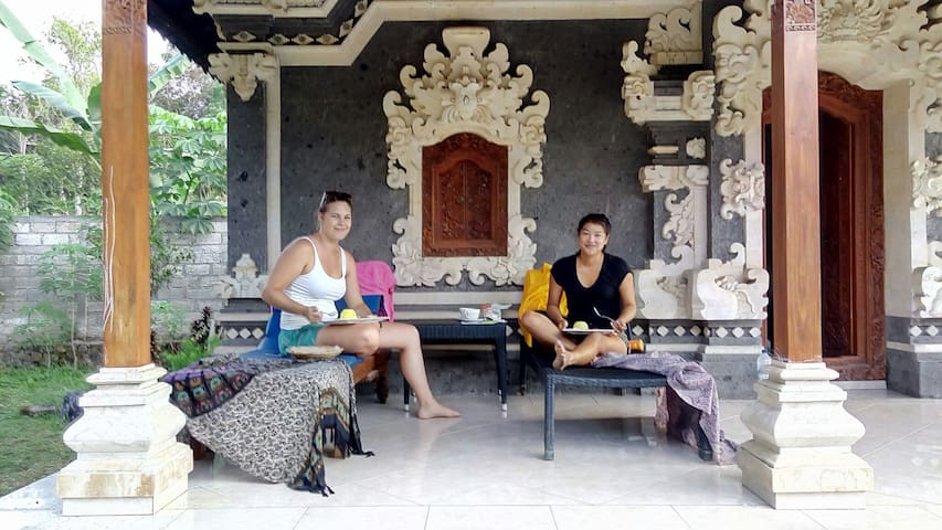 Cenik homestay relaxing, nature & culture