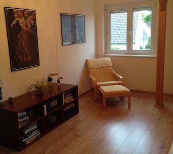 Large and spacious new room - Saint-Louis