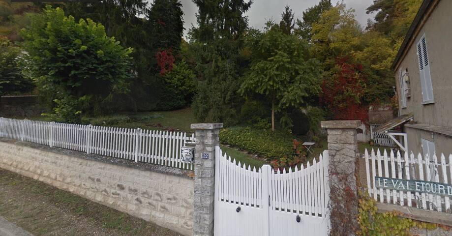 Maison de vacances proche Giverny