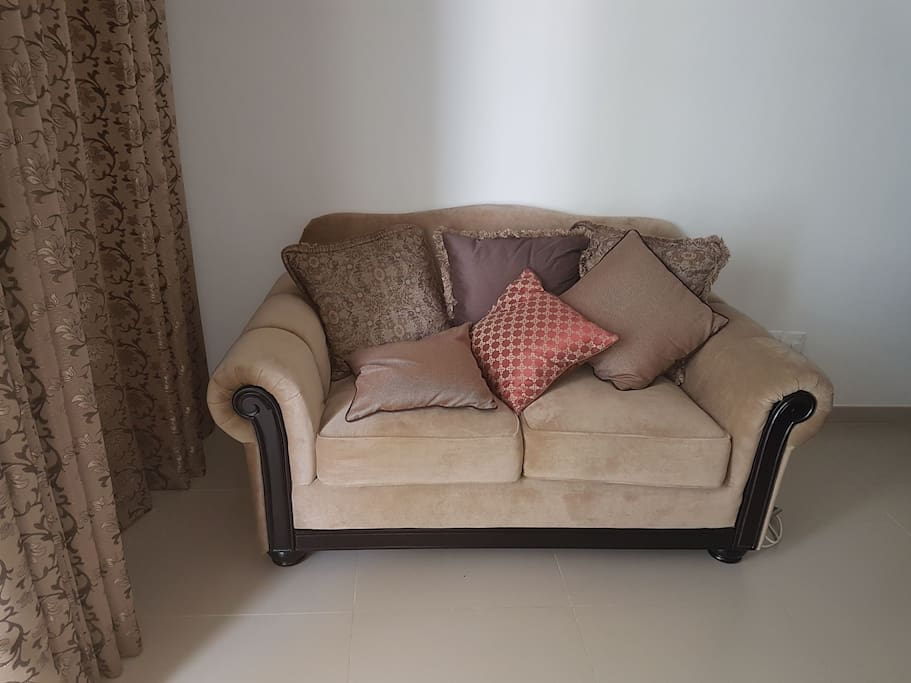 relaxing couch