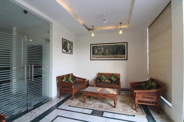 Private AC Room near Ranthambore National Park