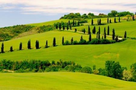 Toscana Pisa Lucca Firenze - Marti - Lejlighed
