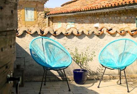 L'Autre Maison - Poulailler Bedroom - Saint-Jean-de-Ceyrargues - Pousada