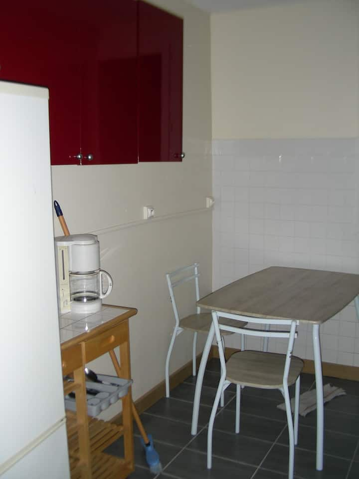 Appartement neuf 7 personnes Bourg Les Valence