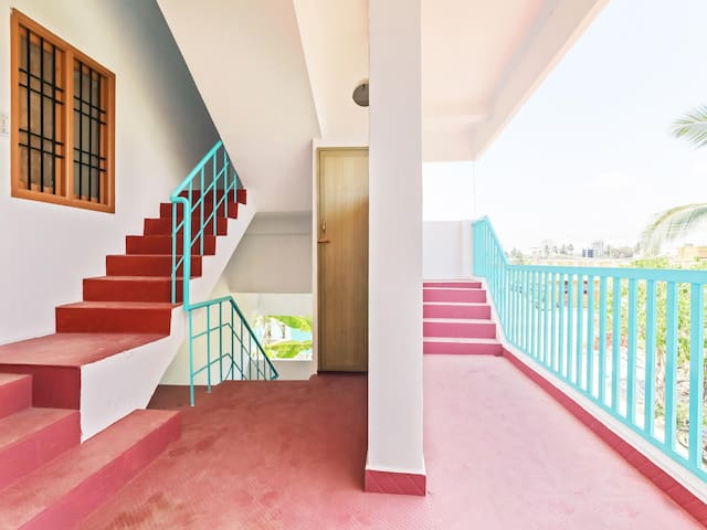 Sale! Cosy 1BHK Home in Thavalakuppam, Pondicherry