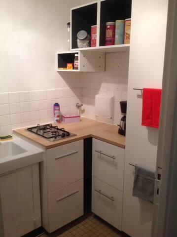 Appartement  REPUBLIQUE