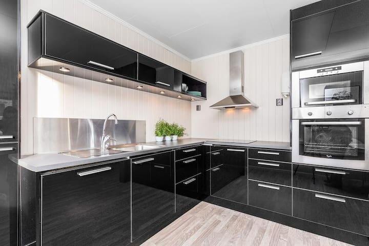 Flott leilighet midt i sentrum - Kristiansund - Apartment
