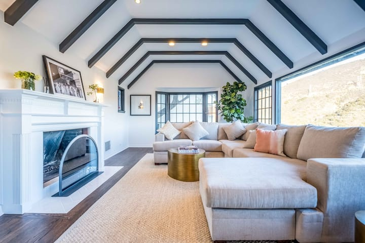 Classic French Normandy Gem in the Hollywood Hills