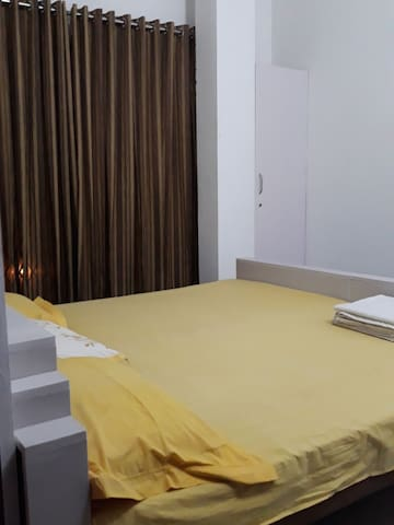 Nook Home II. (Fully furnished 2BHK apartment)