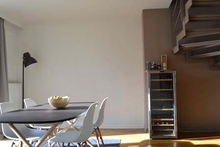 Bright modern Duplex - Saint-Josse-ten-Noode