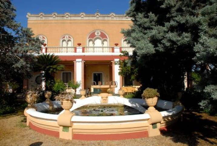 Villarancia - Camera Lilla - Alezio - Bed & Breakfast
