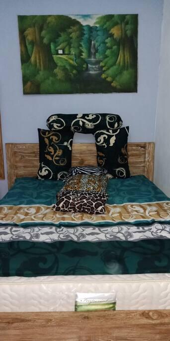 tempat tidur pribadi